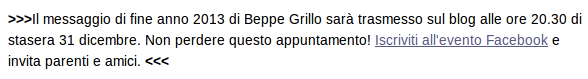 beppegrillo.it